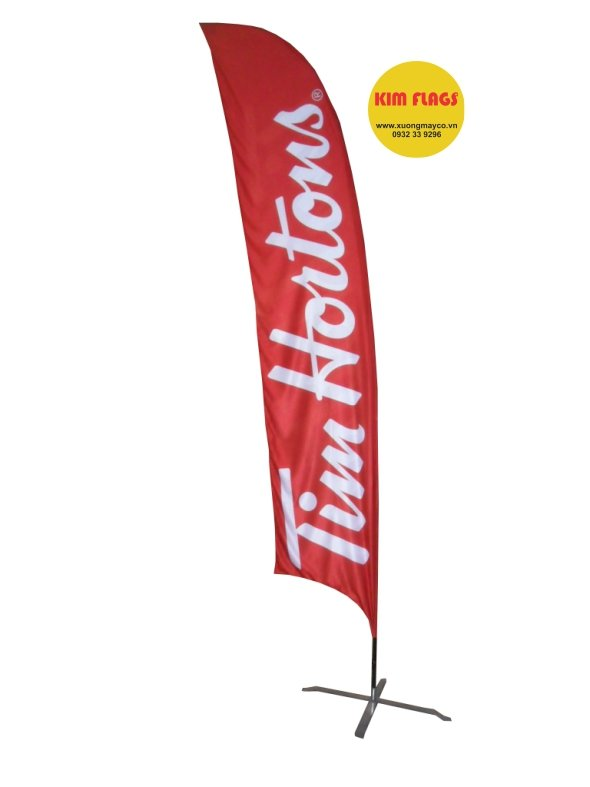 Advertsing flags, feather flags